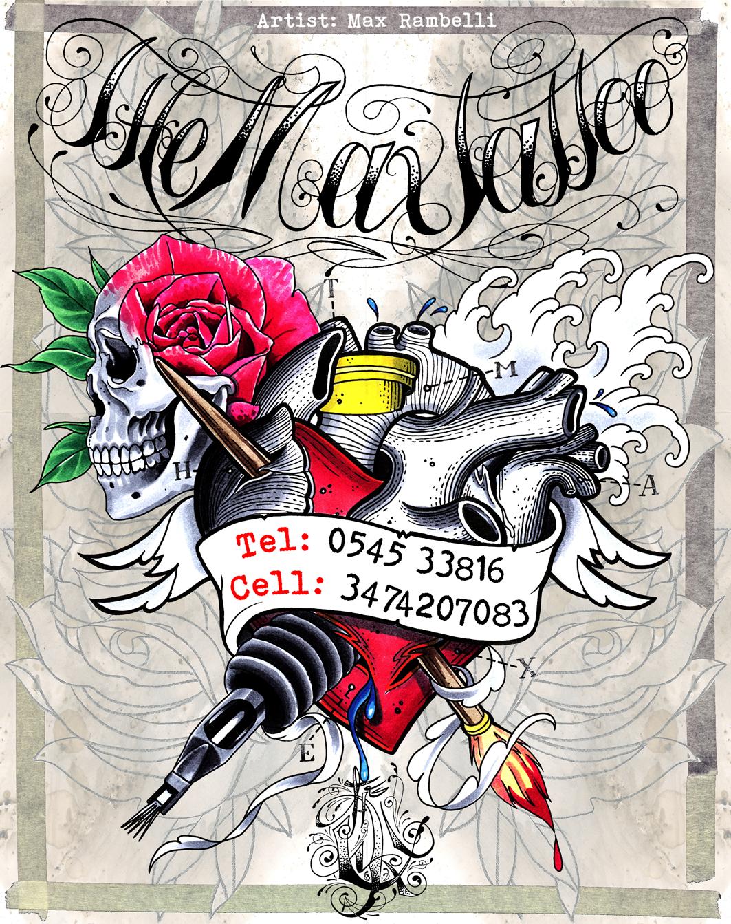 Favorito DOWNLOAD | The Max Tattoo | Tattoo studio a Lugo (RA) CU22